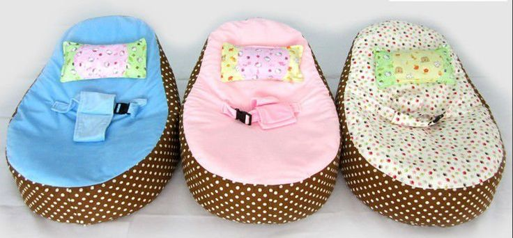 Baby Bean bag in baby chairs
