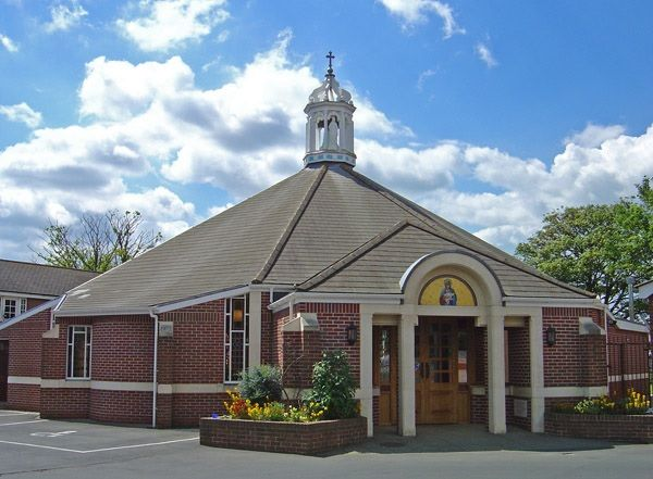 Corpus Christi Church Cleethorpes Outdoor Structures Gazebo Outdoor