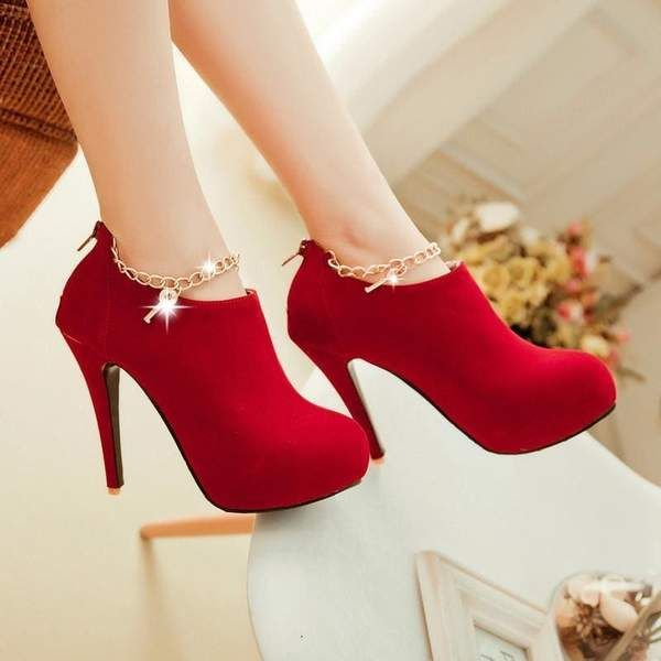 Women Block Heel Pumps Fashion Round Toe Courts Shoes Zipper Office Career Party Platform High Heels