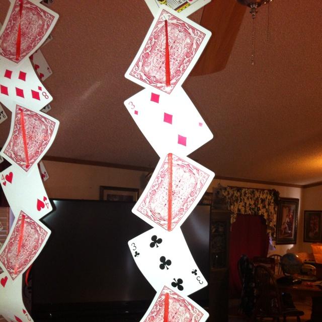 Poker Night game cards