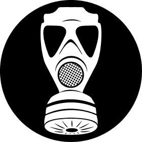 ABC Gasmaske - Eine Atemschutzmaske bzw. Gasmaske im milit�rischen und Zivilschutzbereich ABC-Schutzmaske dient dem Schutz des Tr�gers vor Atemgiften.