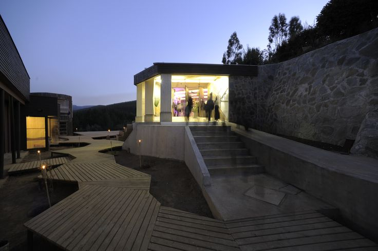 Salón Metawe, by Susana Herrera & #Factoria.  I project in #Chile. #susanaherrera