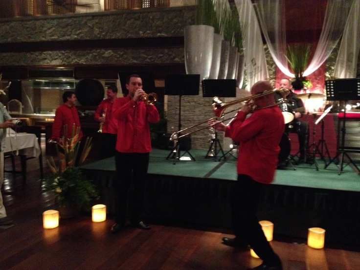 Ad Gloriam Brass in action