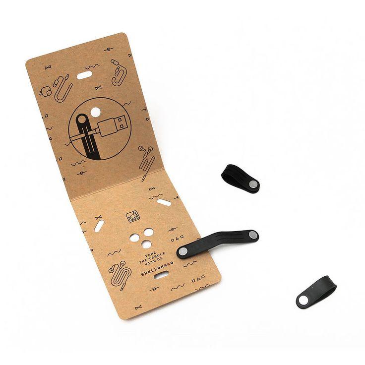 top3 by design - Three1Design - maco magnetic triple black