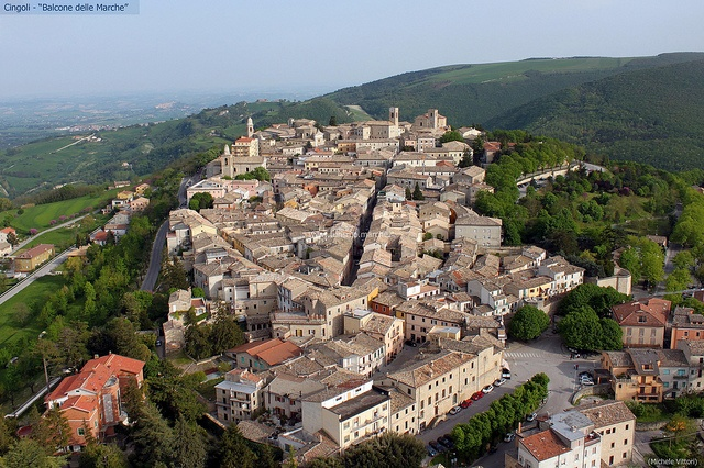 Cingoli, Marche - Italy