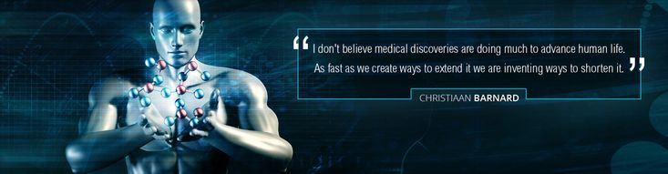 Health Quote on Medical Discoveries