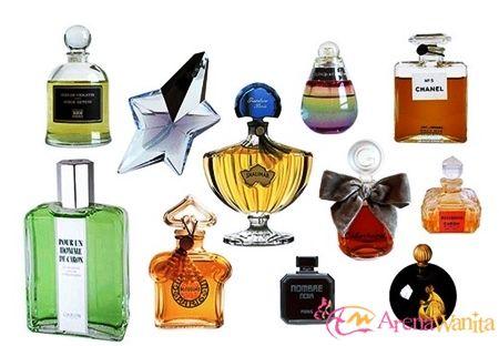 Merk Parfum Terkenal untuk Wanita