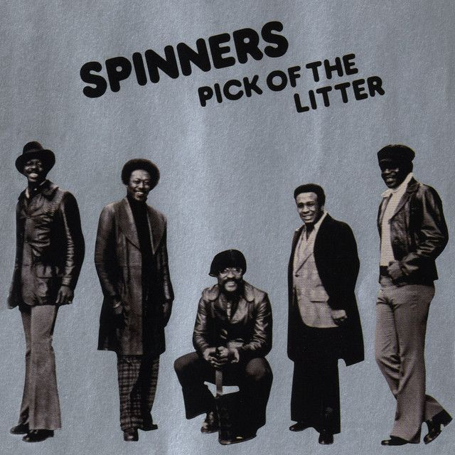 """""""Games People Play"""" by The Spinners was added to my Discover Weekly playlist on Spotify"""
