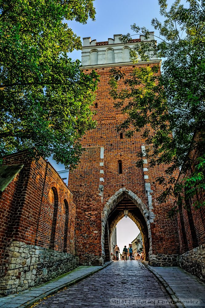 Sandomierz » Brama Opatowska » MRACH Fotografie