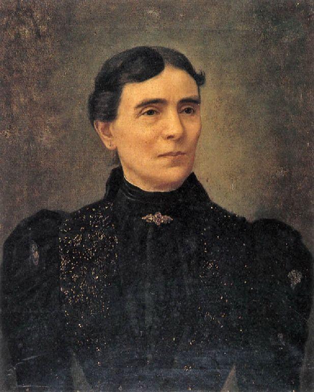 .:. Προσαλέντη Ελένη – Eleni Prosalenti [1870-1910]Πορτραίτο κυρίας