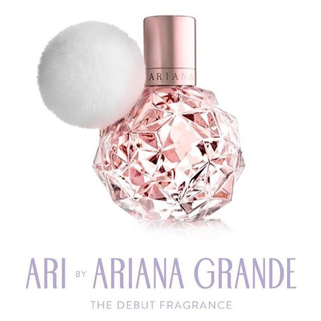 ARI By Ariana grande {coming out September} ♡ Ps: I'm so excited! PC: @Updatesgrande -Insta