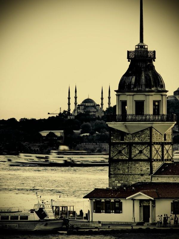 Kız Kulesi, İstanbul, Türkiye