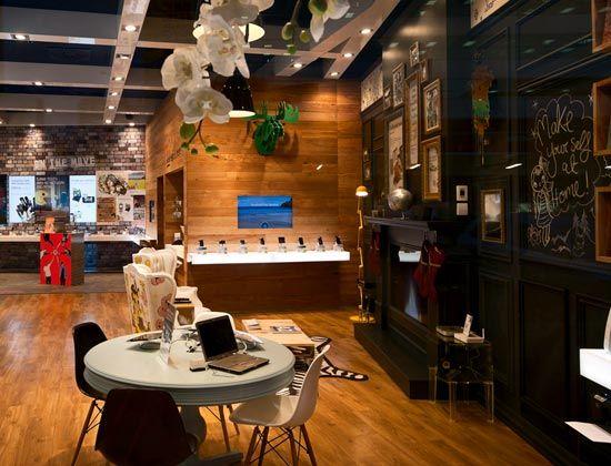 store interior design ideas hi tech homey retail store design ideas