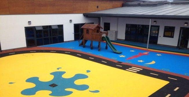 Playground Flooring Specialists in Werrington