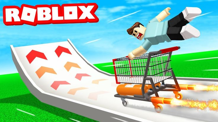 SHOPPING CART TURBO IN ROBLOX YouTube Roblox, How to
