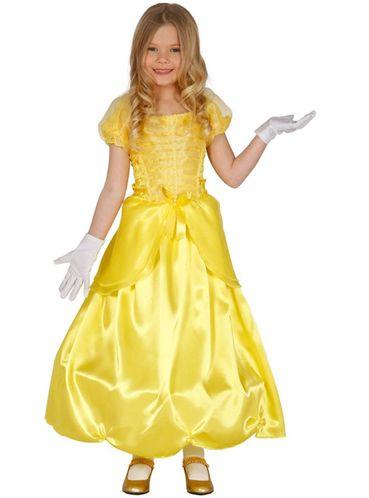 Mooie prinses kostuum voor meisjes