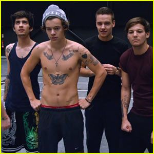 One Direction's 'This is Us' Trailer – Watch Now!