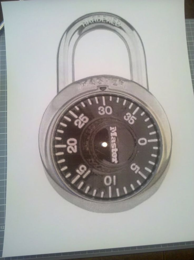 how to open a combination lock with a stethoscope