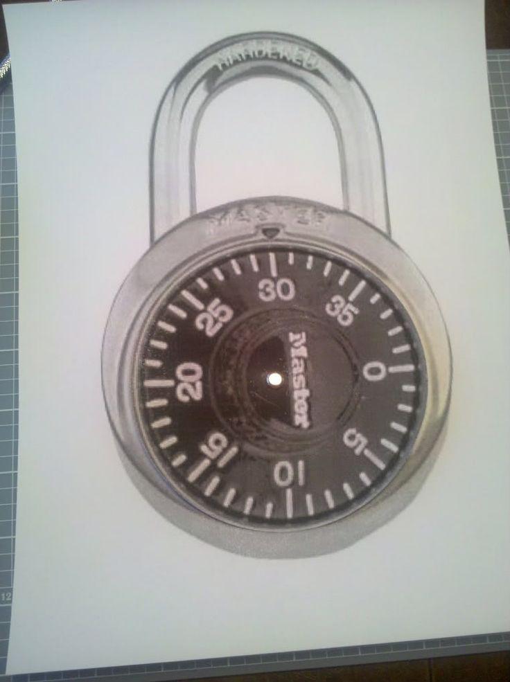 The Fragrant Hand: Middleschool Prep: Practice Paper Combination Lock