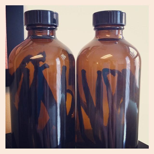 DIY Vanilla Extract: Diy Vanilla, Vanilla Extract