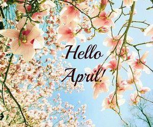 ∞ April ∞