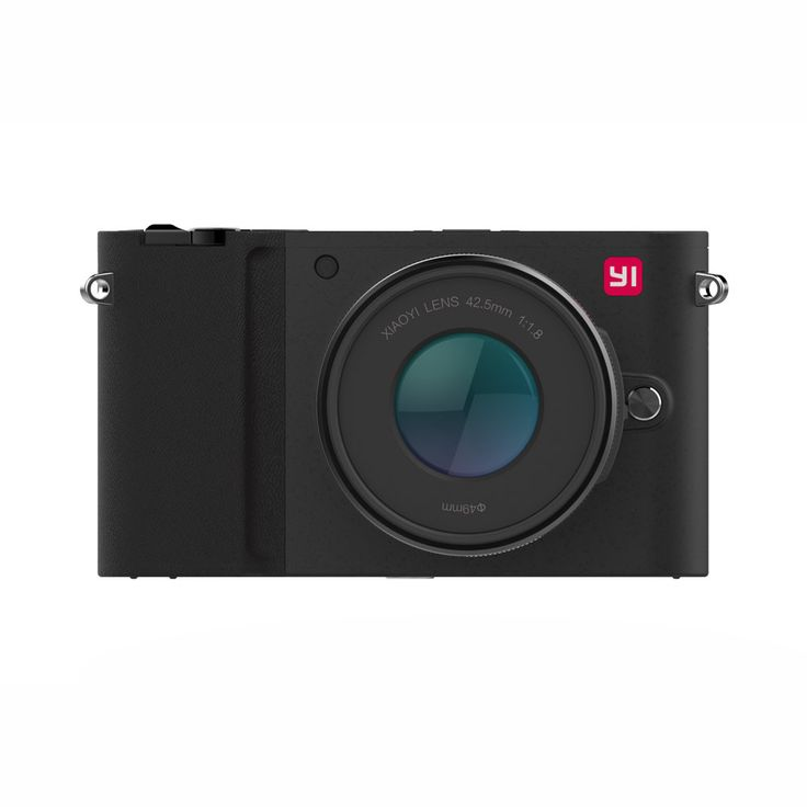 XiaoMi Yi M1 Mirrorless Digital Camera - Single Lens Sale - Banggood.com
