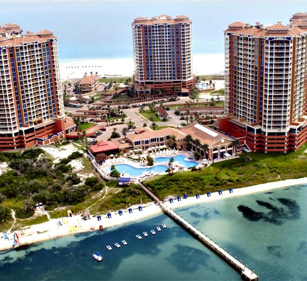 Portofino Island Resort in Pensacola, Florida is an upscale, full-service resort offering fun for the whole family. It's uniquely situated between the Gulf of Mexico and Santa Rosa Bay.
