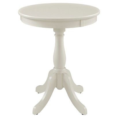 Palmetto Round End Table - Powell Company