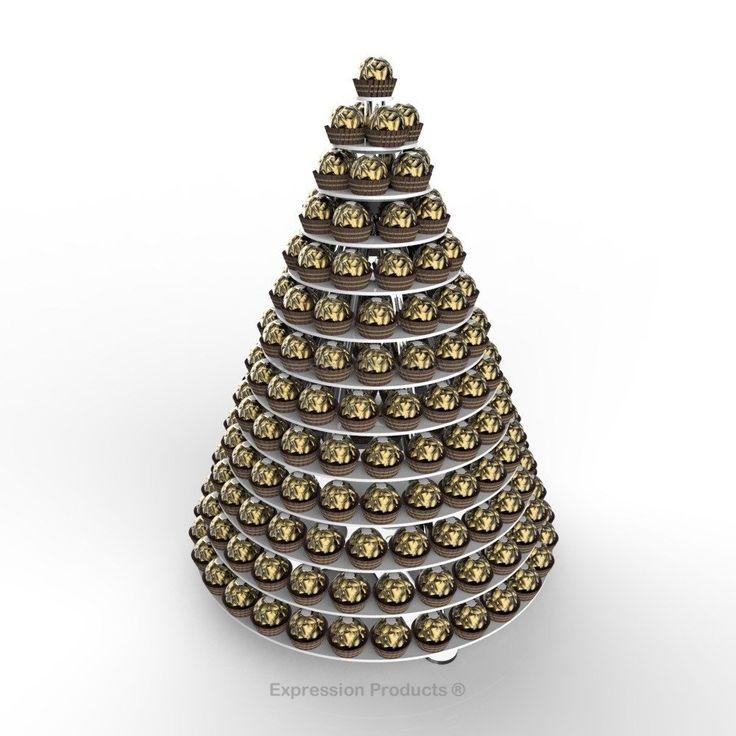 Professional Ferrero Rocher Tower - 13 Tier