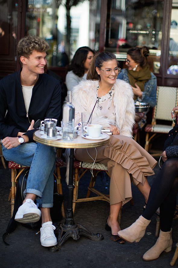 On the Street…Cafe Life, Paris