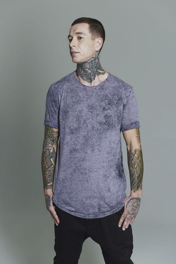 Lilac men's t-shirt