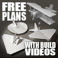 Flitetest.com, a great spot for easy to build, cheap RC airplanes! Love this site.