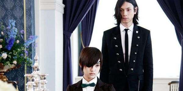 Black Butler live-action movie's latest poster main visual continues to build hype - http://sgcafe.com/2013/11/black-butler-live-action-movies-latest-poster-main-visual-continues-build-hype/