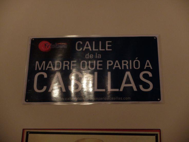 Un fan de Iker Casillas