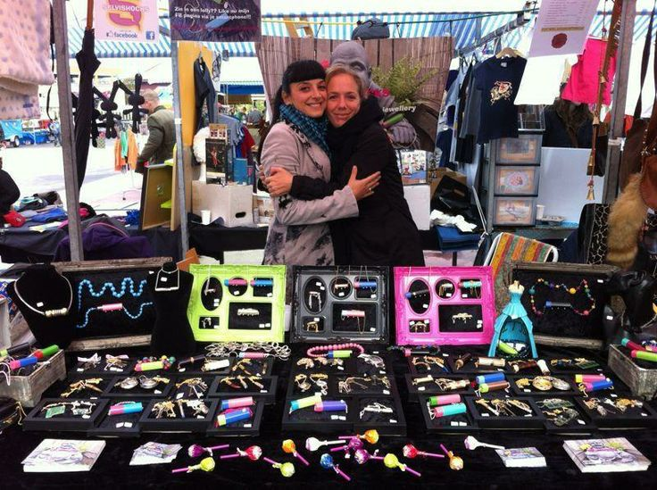 Swan Market with Barbara