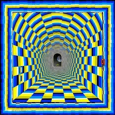 optical illusion - love this one