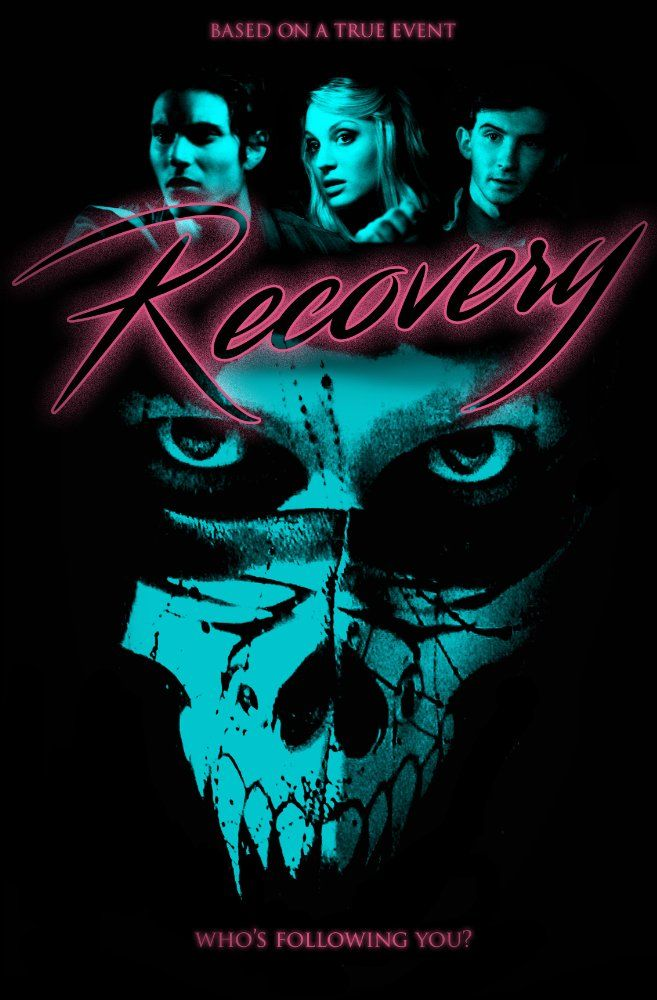 Check out the official trailer for the upcoming horror film Recovery .