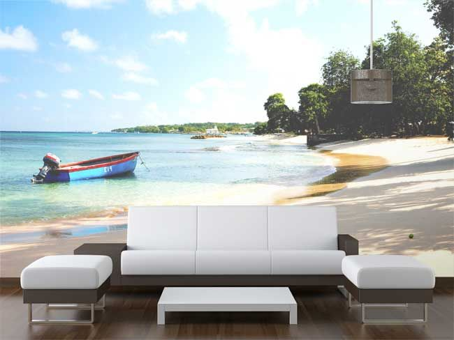 107 best photographic wall murals images on pinterest for Bloody bay wall mural