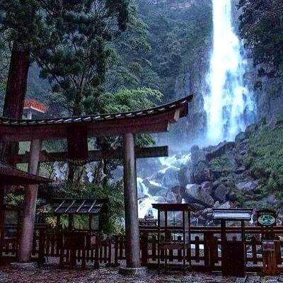 Nachi waterfalls. Another iconic place to visit in Japan 🇯🇵 // Nachi vízesés. Egy újabb ikonikus hely Japánban 🇯🇵 #szegedbudokan #martialarts #academy #szeged #budokan #harcművészet #japan #japanese #travel #nachi #waterfall #nature #water #torii #gate #shinto #shrine #world #mylife #believe #spirit #budo