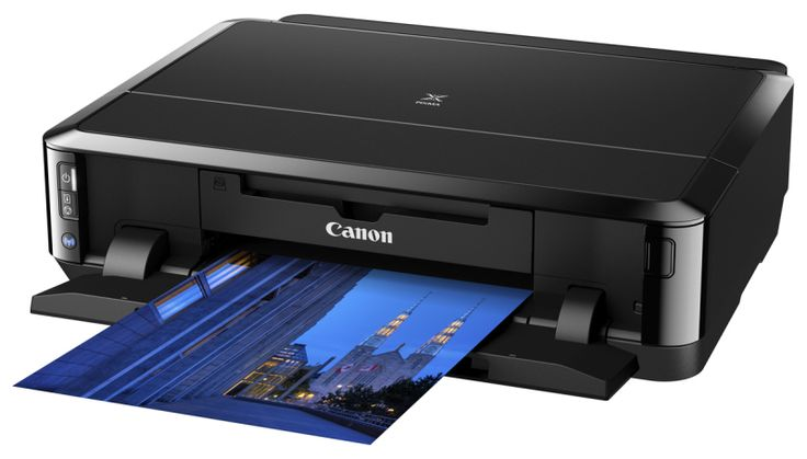 Canon Pixma IP7250 Wireless Colour Inkjet Printer