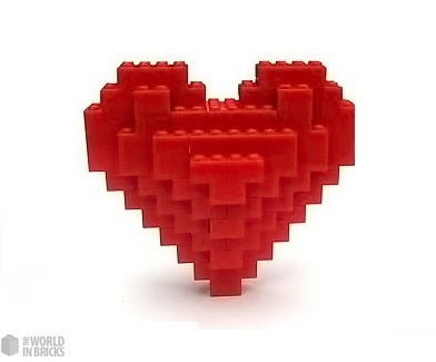 Image result for lego heart