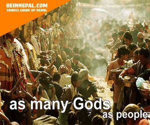 as many god as people