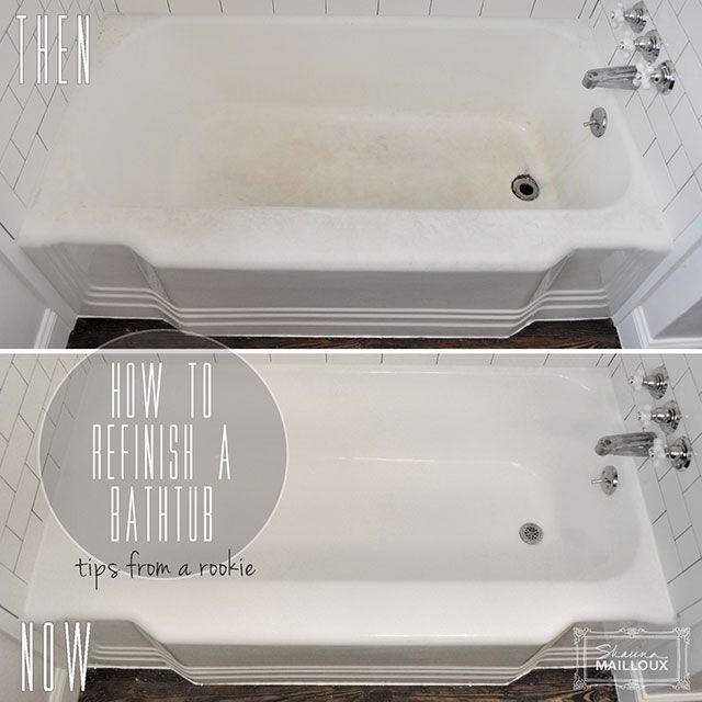 Diy Bathtub Refinishing Beautiful Matters In 2020 Diy Bathtub