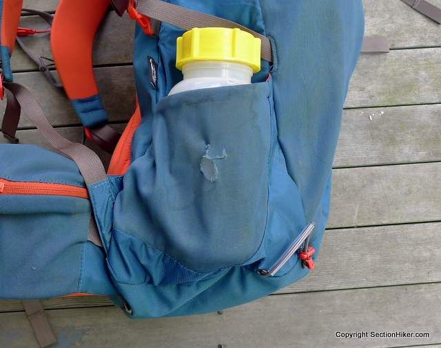 How to Repair Mesh Backpack Pockets