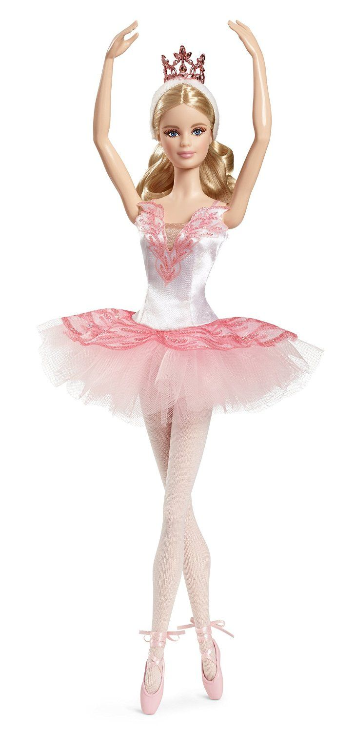Amazon.com:+Barbie+Collector+2016+Ballet+Wishes+Doll+$12.50+{reg.+$24.99}