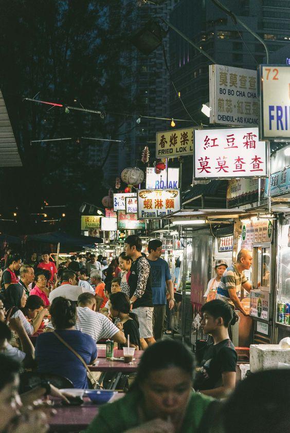 Penang Night Market, Malaysia   The Hungry Australian