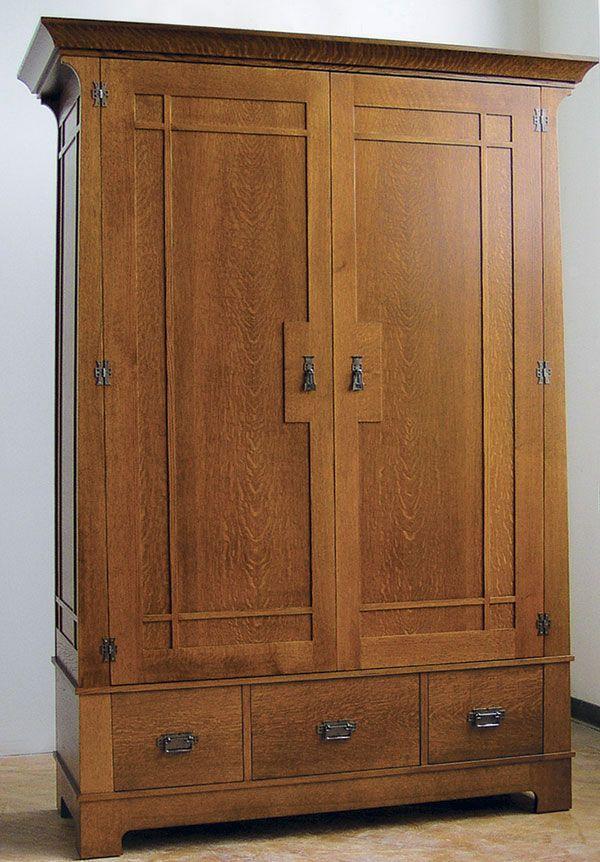 Мастер-стиль Большой шкаф - Галерея читателя - Изобразительное Деревообработка