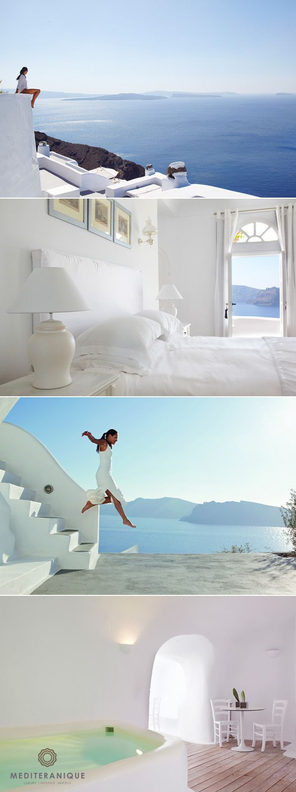 Kirini Suites & Spa, Santorini, Greece http://www.mediteranique.com/hotels-greece/santorini/kirini-suites-spa/