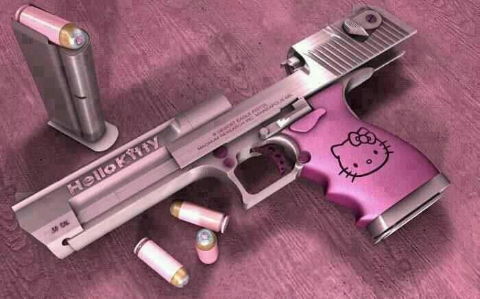 Hello Kitty ;)