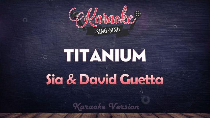 Within temptation titanium karaoke david